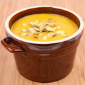 Pumpkin Soup Stock Photos - 16339023