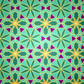 Vector Green Seamless Pattern Stock Image - 16352151