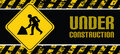 Under Construction Sign Royalty Free Stock Images - 16359169