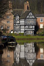 Tudor Building - England Royalty Free Stock Images - 16365059