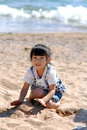 A Lovely Chinese Girl Royalty Free Stock Photography - 16366837