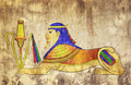 Sphinx - Mythical Creature Royalty Free Stock Images - 16368129