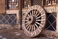 Carriage Wheel Royalty Free Stock Images - 16377099