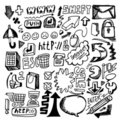 Hand Draw Web Stock Images - 16394634