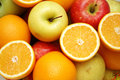Apple And Oranges Royalty Free Stock Photography - 1640657