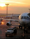 Planes In Airport Stock Photo - 1649460