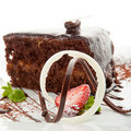 Chocolate Cake Stock Photography - 16426272