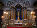 Christianity - Alter In A Church Stock Photos - 16439963