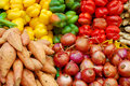Close Up Of Colorful Vegetables Stock Photo - 16444270