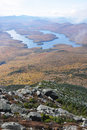 Lake Placid In Fall Royalty Free Stock Image - 16459886