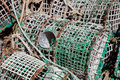 Lobster Trap Royalty Free Stock Image - 16499426