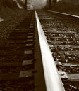 On The Tracks Royalty Free Stock Photography - 1655727