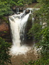 High Angle Of The Waterfall Stock Photography - 16506802