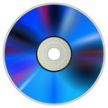 DVD CD Disc Royalty Free Stock Photography - 16531577