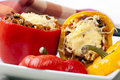 Stuffed Peppers Royalty Free Stock Photo - 16550295