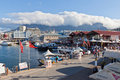 Waterfront And Table Mountain Royalty Free Stock Photo - 16550325
