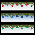 Christmas Banners Royalty Free Stock Photo - 16556155