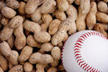Nuts Peanuts Royalty Free Stock Photos - 16559088