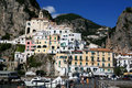 South Italy: Amalfi Royalty Free Stock Photography - 16560507