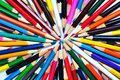 Pencils Background Royalty Free Stock Photo - 16597825