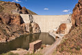 Roosevelt Dam Arizona Royalty Free Stock Images - 16599659
