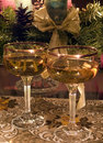 Glasses With Champagne Royalty Free Stock Photo - 1669925