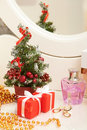 Christmas Gifts Royalty Free Stock Images - 16602109