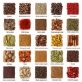 Indian Spices Collection Stock Photos - 16631183