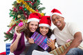 Merry Christmas Royalty Free Stock Image - 16645736