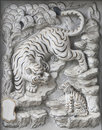 Temple Stone Carving. Stock Images - 16663884