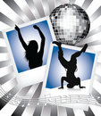 Disco And Dance Stock Image - 16671111