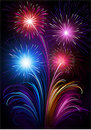 Fireworks Royalty Free Stock Photography - 16688127