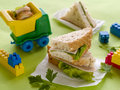 Breakfast For Child Royalty Free Stock Image - 16689436