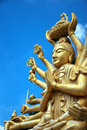Multi Armed Buddha 01 Stock Images - 16692054
