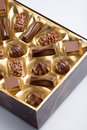 Assorted Chocolates Royalty Free Stock Photo - 1676075