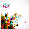 Funky Graphic Design Stock Image - 16703271