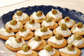 Party Snack Tray Stock Image - 16742051