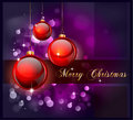 Merry Christmas Suggestive Background Stock Photography - 16761582