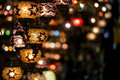Lights In The Spice Bazaar Royalty Free Stock Photos - 16779698