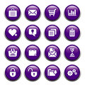 Office Buttons Stock Image - 1685131