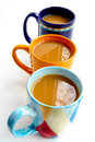 Coffee Cups Royalty Free Stock Photography - 1686407