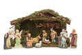 Christmas Crib Royalty Free Stock Photo - 16820255