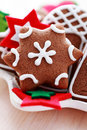 Christmas Gingerbreads Stock Photo - 16823390