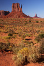 Monument Valley Royalty Free Stock Image - 16831056