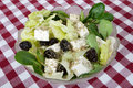 Greek Salad Stock Photography - 16850402