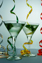 Cocktail With Mint Leaf Stock Photography - 16858122