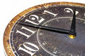 Old Wall Clock Stock Photography - 16882542