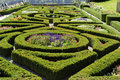 Formal French Garden Royalty Free Stock Photo - 16898155