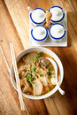 Thai Noodle Spicy. Royalty Free Stock Photos - 16901168