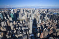 The New York City Panorama Royalty Free Stock Photography - 16906837
